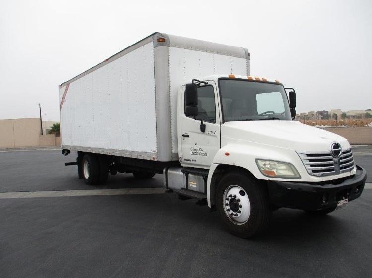Medium Duty Box Truck-Light and Medium Duty Trucks-Hino-2010-338-TORRANCE-CA-202,300 miles-$22,000