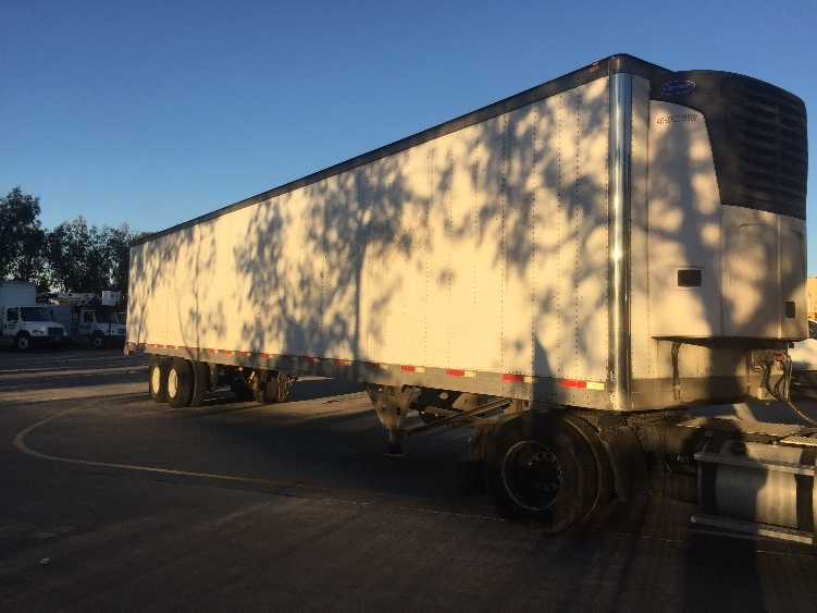Reefer Trailer-Semi Trailers-Utility-2010-Trailer-TORRANCE-CA-346,262 miles-$36,000
