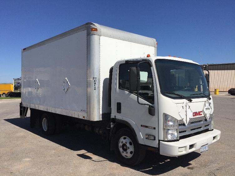 Medium Duty Box Truck-Light and Medium Duty Trucks-GMC-2009-W4500-SAN ANTONIO-TX-45,726 miles-$26,000
