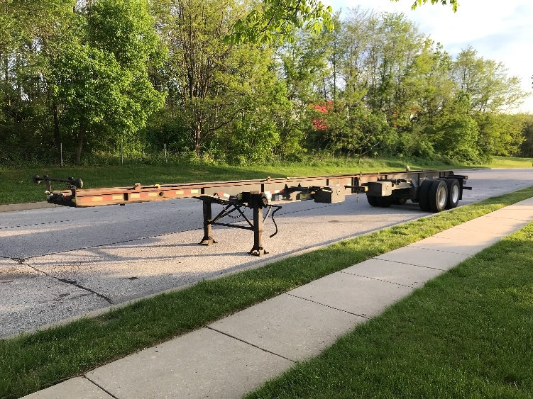Flatbed Trailer-Semi Trailers-Demountable Concepts-2009-Trailer-KING OF PRUSSIA-PA-189,602 miles-$11,750