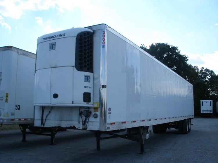 Reefer Trailer-Semi Trailers-Utility-2010-Trailer-MORRISTOWN-TN-58,141 miles-$21,750