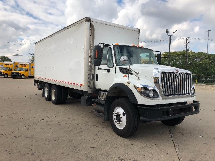 Medium Duty Box Truck-Light and Medium Duty Trucks-International-2009-7600-ALLEN PARK-MI-408,202 miles-$35,500