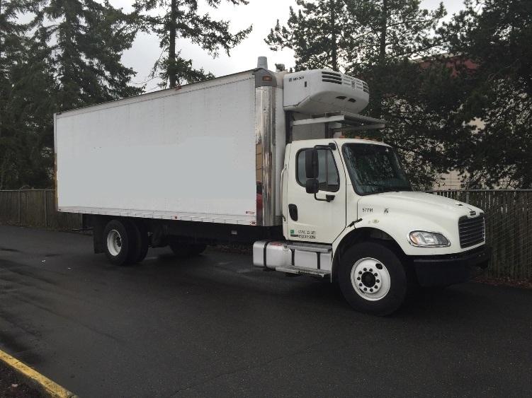 Reefer Truck-Light and Medium Duty Trucks-Freightliner-2010-M2-KENT-WA-344,882 miles-$20,750