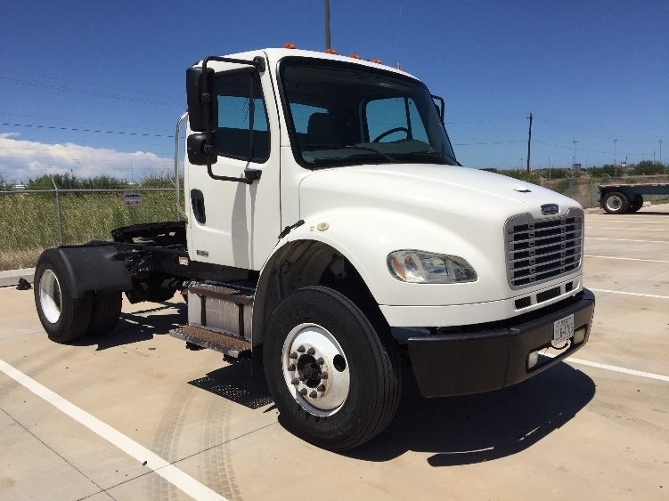 Day Cab Tractor-Heavy Duty Tractors-Freightliner-2009-M2-CORPUS CHRISTI-TX-130,652 miles-$35,750