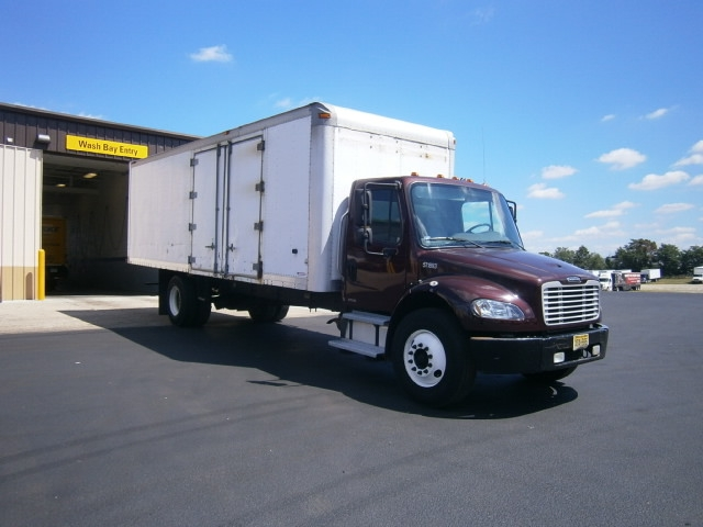 Medium Duty Box Truck-Light and Medium Duty Trucks-Freightliner-2010-M2-PENNSAUKEN-NJ-349,429 miles-$19,000