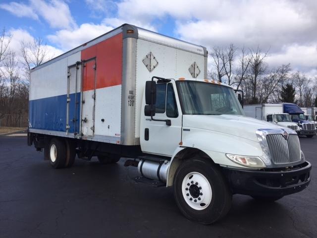Medium Duty Box Truck-Light and Medium Duty Trucks-International-2010-4300-BENSALEM-PA-290,944 miles-$24,750