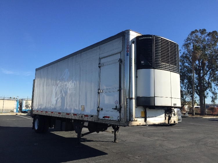 Reefer Trailer-Semi Trailers-Utility-2010-Trailer-ONTARIO-CA-586,492 miles-$15,500