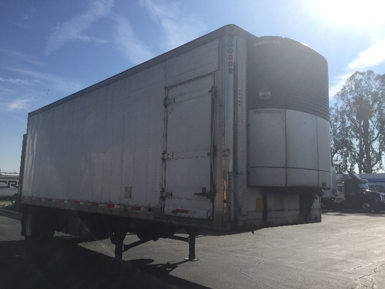 Reefer Trailer-Semi Trailers-Utility-2010-Trailer-ONTARIO-CA-383,619 miles-$15,500