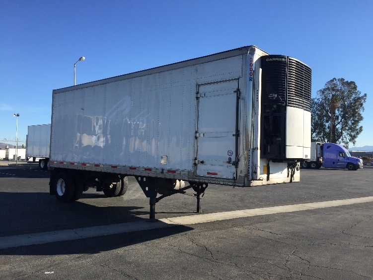 Reefer Trailer-Semi Trailers-Utility-2010-Trailer-ONTARIO-CA-458,654 miles-$16,500