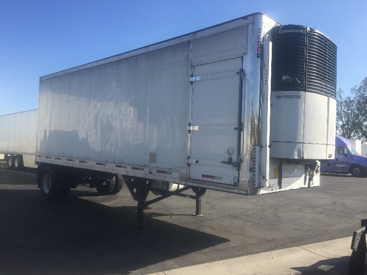 Reefer Trailer-Semi Trailers-Utility-2010-Trailer-ONTARIO-CA-400,244 miles-$16,500