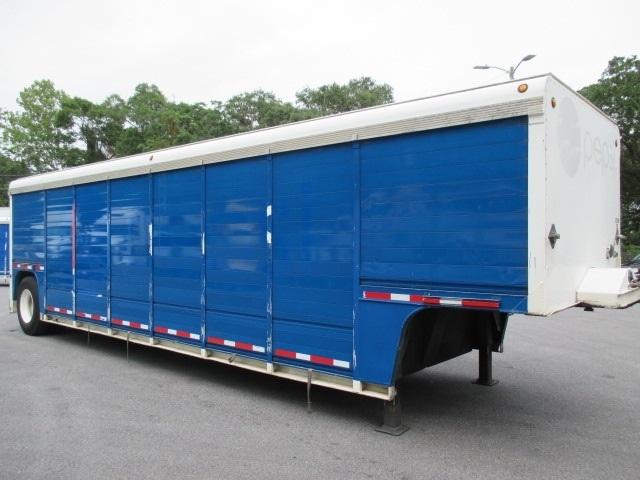 Beverage Trailer-Semi Trailers-Hackney & Sons-2000-Trailer-COLUMBUS-GA-50,400 miles-$6,500