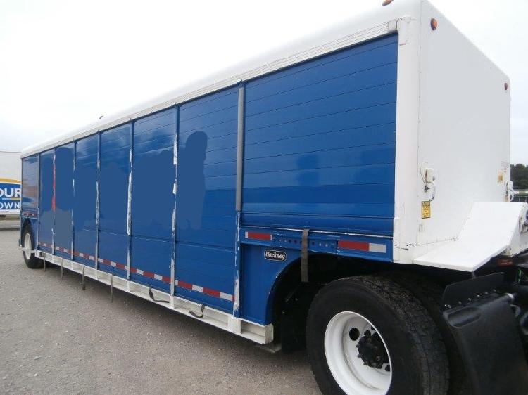 Beverage Trailer-Semi Trailers-Hackney & Sons-2000-Trailer-MADISON-AL-125,125 miles-$6,500