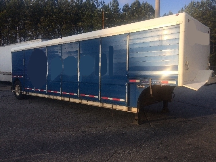 Dry Van Trailer-Semi Trailers-Hackney & Sons-2000-Trailer-NEWNAN-GA-124,690 miles-$6,250