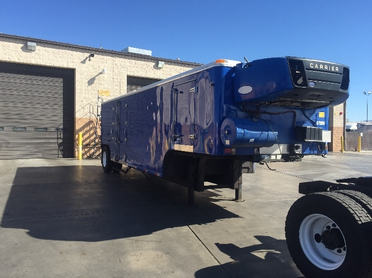 Reefer Trailer-Semi Trailers-Johnson-2009-Trailer-LAS VEGAS-NV-42,555 miles-$41,500
