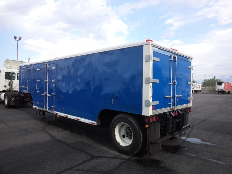 Reefer Trailer-Semi Trailers-Johnson-2009-Trailer-LAS VEGAS-NV-59,969 miles-$31,500