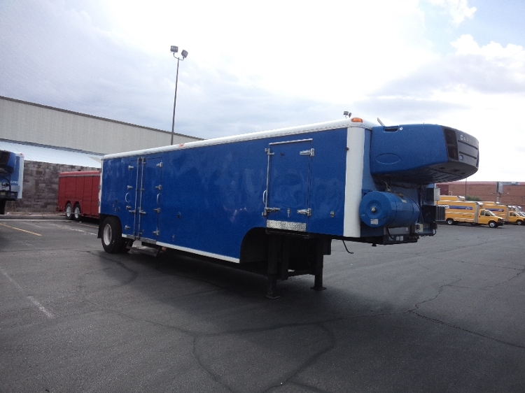 Reefer Trailer-Semi Trailers-Johnson-2009-Trailer-LAS VEGAS-NV-84,208 miles-$41,500