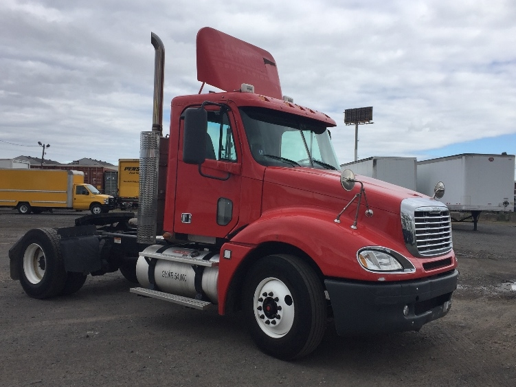 Day Cab Tractor-Heavy Duty Tractors-Freightliner-2010-Columbia CL12042ST-LINDEN-NJ-230,481 miles-$42,750