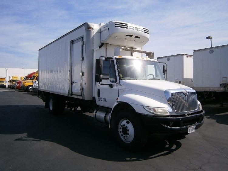Reefer Truck-Light and Medium Duty Trucks-International-2010-4300-TORRANCE-CA-160,996 miles-$33,750