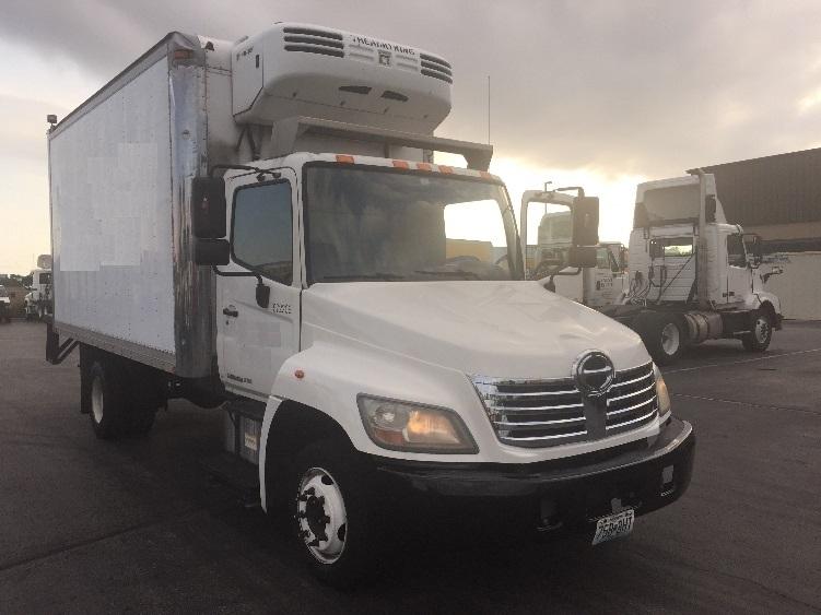 Reefer Truck-Light and Medium Duty Trucks-Hino-2010-258LP-KANSAS CITY-MO-317,251 miles-$18,750