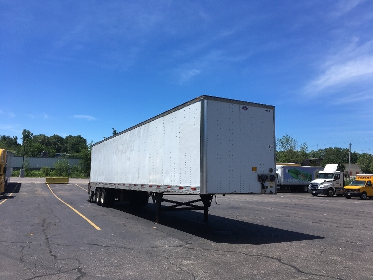 Dry Van Trailer-Semi Trailers-Utility-2010-Trailer-AUBURN-MA-653,328 miles-$9,500