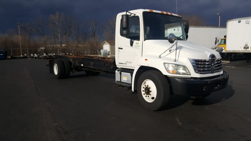 Cab and Chassis Truck-Light and Medium Duty Trucks-Hino-2010-268-KING OF PRUSSIA-PA-147,524 miles-$34,000