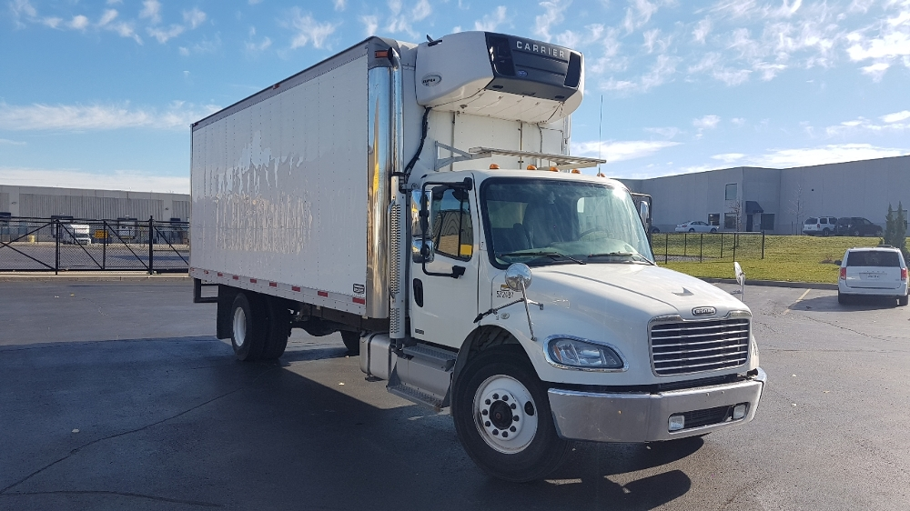 Reefer Truck-Light and Medium Duty Trucks-Freightliner-2011-M2-CAMBRIDGE-ON-308,779 km-$38,500