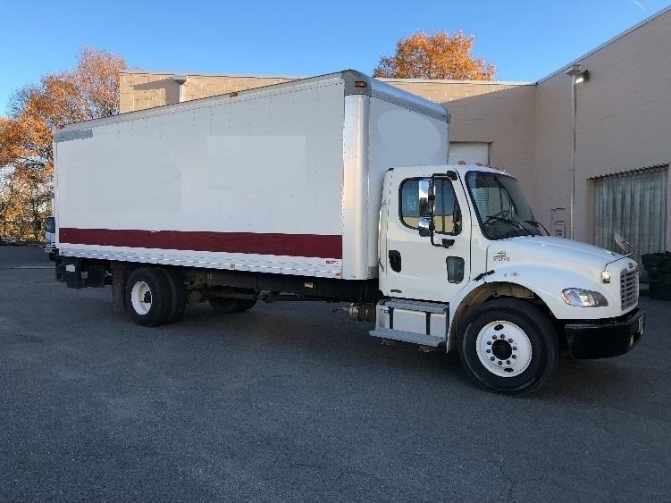 Medium Duty Box Truck-Light and Medium Duty Trucks-Freightliner-2010-M2-SANDSTON-VA-148,731 miles-$29,500