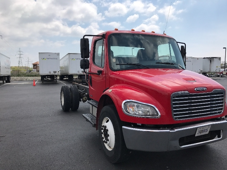 Cab and Chassis Truck-Light and Medium Duty Trucks-Freightliner-2010-M2-NEENAH-WI-223,800 miles-$27,000