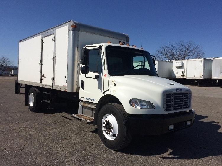 Medium Duty Box Truck-Light and Medium Duty Trucks-Freightliner-2010-M2-INDIANAPOLIS-IN-199,469 miles-$22,500