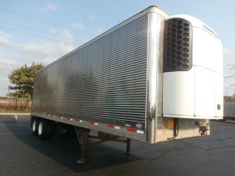 Reefer Trailer-Semi Trailers-Utility-2010-Trailer-MISSISSAUGA-ON-387,254 km-$20,500