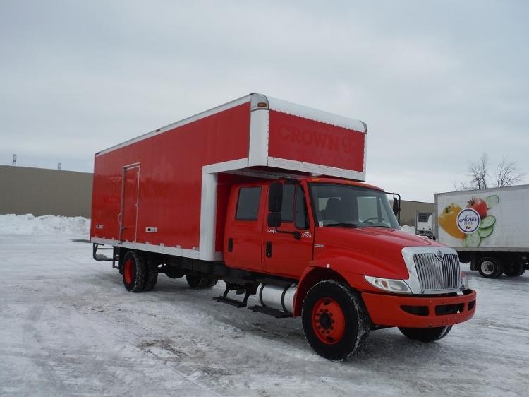 Medium Duty Box Truck-Light and Medium Duty Trucks-International-2010-4300-OTTAWA-ON-103,102 km-$40,000