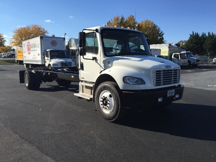 Cab and Chassis Truck-Light and Medium Duty Trucks-Freightliner-2010-M2-CAPITOL HEIGHTS-MD-236,085 miles-$25,500