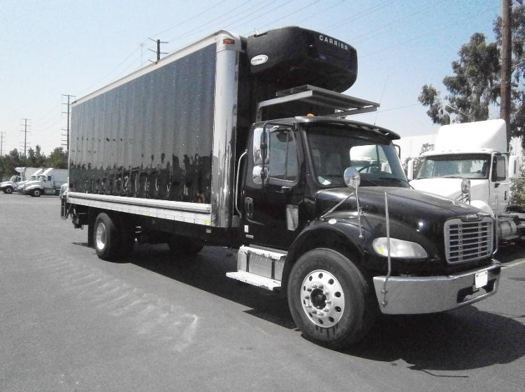 Reefer Truck-Light and Medium Duty Trucks-Freightliner-2010-M2-TORRANCE-CA-225,430 miles-$28,500