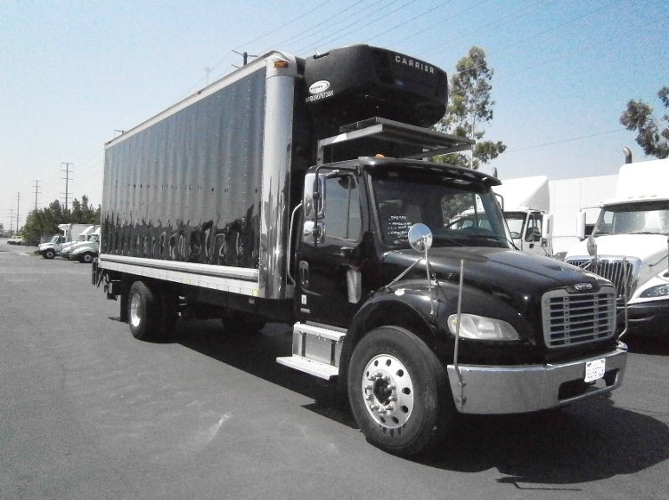 Reefer Truck-Light and Medium Duty Trucks-Freightliner-2010-M2-TORRANCE-CA-220,161 miles-$27,750