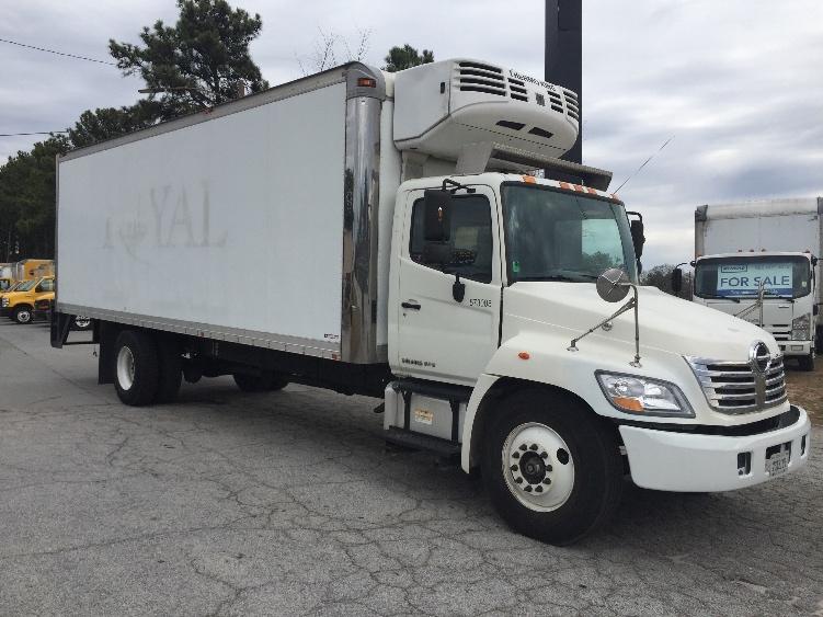Reefer Truck-Light and Medium Duty Trucks-Hino-2010-338-CONYERS-GA-345,646 miles-$18,750