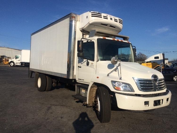 Reefer Truck-Light and Medium Duty Trucks-Hino-2010-268-CONYERS-GA-314,592 miles-$28,500