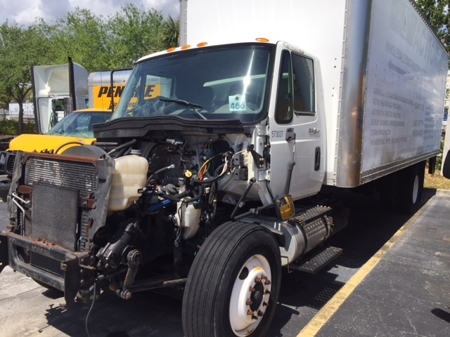 Medium Duty Box Truck-Light and Medium Duty Trucks-International-2010-4300-RIVIERA BEACH-FL-214,566 miles-$6,000