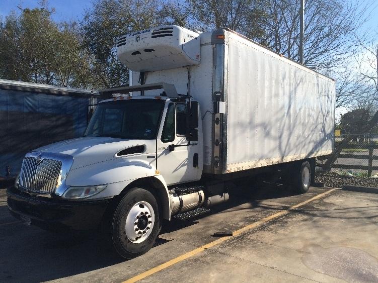 Reefer Truck-Light and Medium Duty Trucks-International-2010-4300-HOUSTON-TX-243,320 miles-$22,500