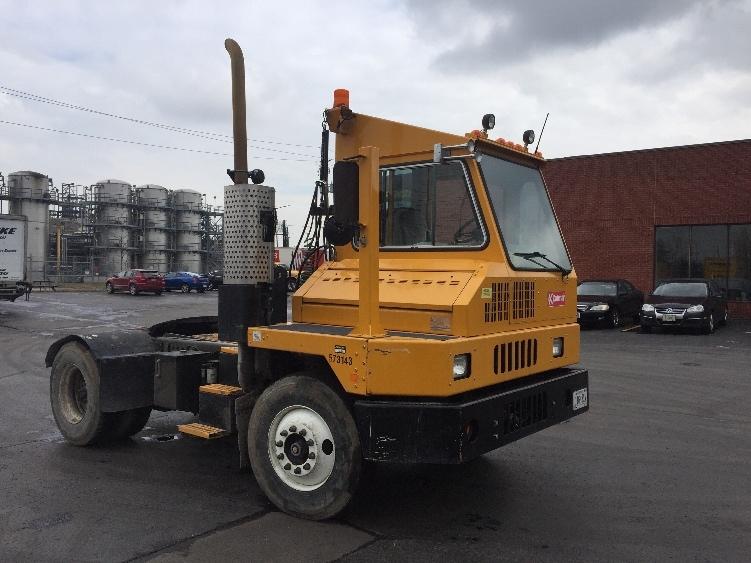 Yard Truck-Heavy Duty Tractors-Ottawa-2009-YT30-TORONTO-ON-219,522 km-$54,500