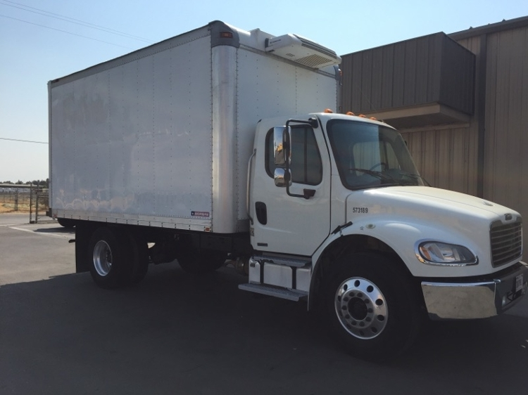 Reefer Truck-Light and Medium Duty Trucks-Freightliner-2010-M2-FRESNO-CA-263,308 miles-$34,250