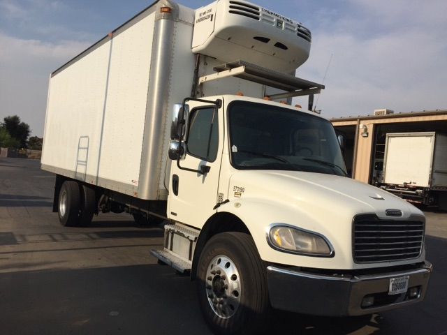 Reefer Truck-Light and Medium Duty Trucks-Freightliner-2010-M2-TORRANCE-CA-382,954 miles-$24,250