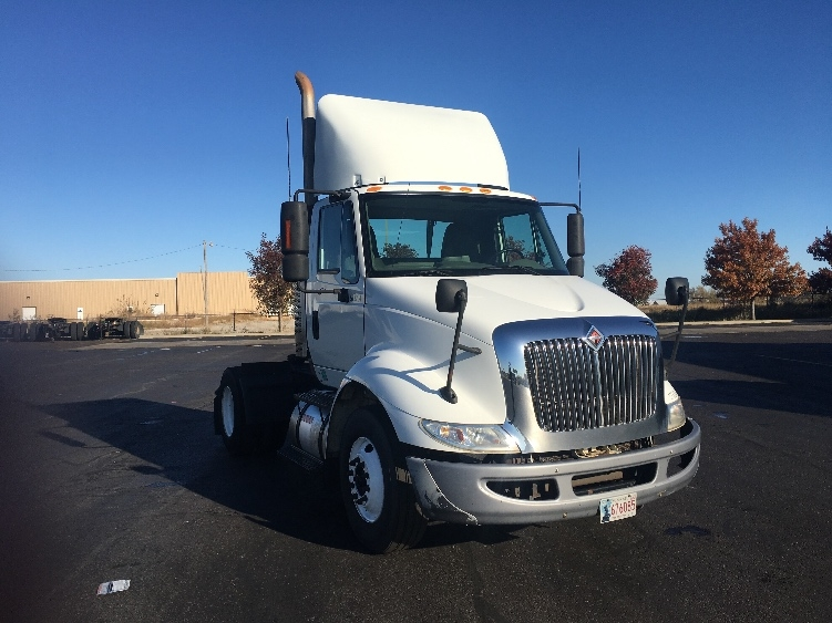 Day Cab Tractor-Heavy Duty Tractors-International-2010-8600-OKLAHOMA CITY-OK-444,098 miles-$21,000