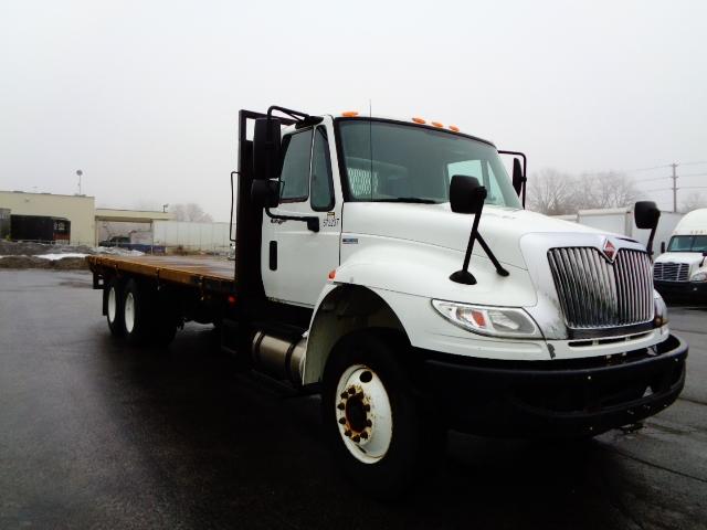 Medium Duty Box Truck-Light and Medium Duty Trucks-International-2010-4400-LONDON-ON-489,094 km-$28,500