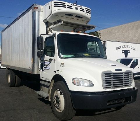Reefer Truck-Light and Medium Duty Trucks-Freightliner-2010-M2-TORRANCE-CA-204,777 miles-$24,750