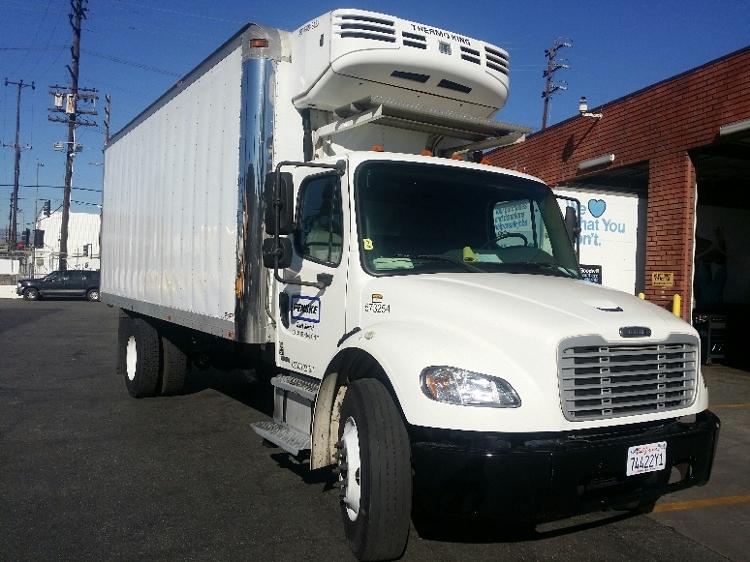 Reefer Truck-Light and Medium Duty Trucks-Freightliner-2010-M2-TORRANCE-CA-182,650 miles-$26,500
