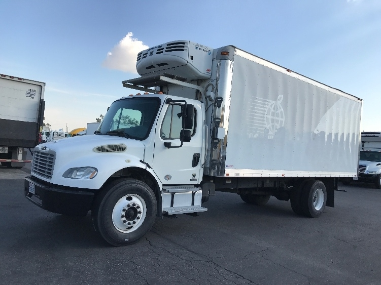 Reefer Truck-Light and Medium Duty Trucks-Freightliner-2010-M2-TORRANCE-CA-158,859 miles-$28,250