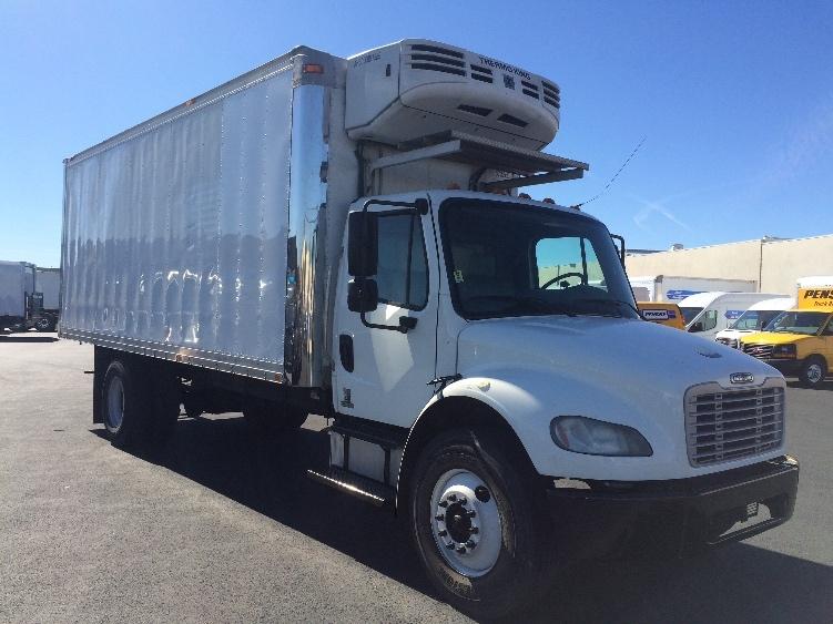 Reefer Truck-Light and Medium Duty Trucks-Freightliner-2010-M2-LAS VEGAS-NV-331,764 miles-$20,500