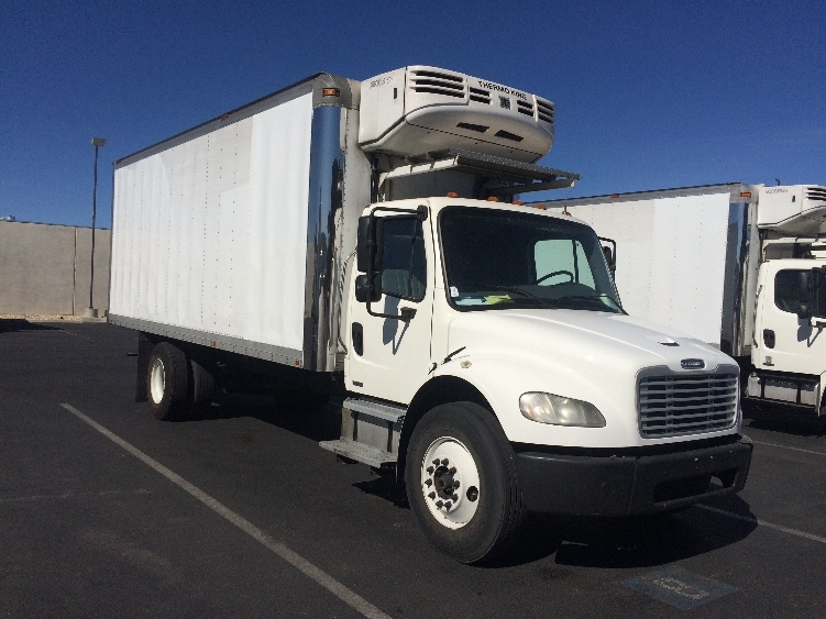 Reefer Truck-Light and Medium Duty Trucks-Freightliner-2010-M2-LAS VEGAS-NV-315,677 miles-$23,750
