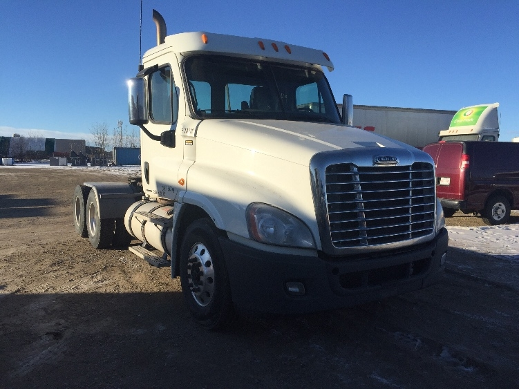 Day Cab Tractor-Heavy Duty Tractors-Freightliner-2010-Cascadia 12564ST-EDMONTON-AB-778,437 km-$48,000