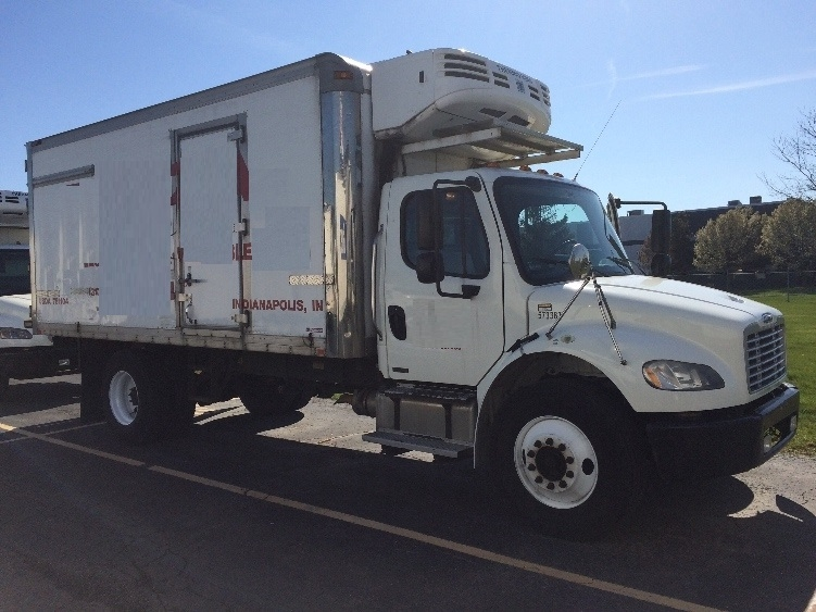 Reefer Truck-Light and Medium Duty Trucks-Freightliner-2010-M2-INDIANAPOLIS-IN-307,555 miles-$20,250